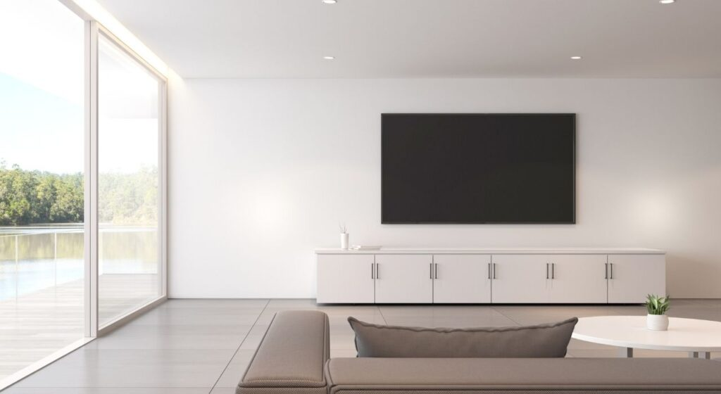 Why You Need Professional TV Installation - Sacramento